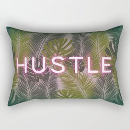 Hustle Rectangular Pillow