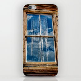 Bodie Ghostly Window iPhone Skin
