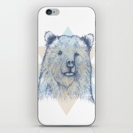 Grizzly iPhone Skin