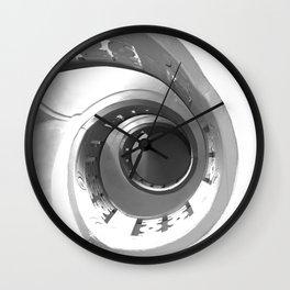 Escalera de caracol (Spiral staircase)  Wall Clock