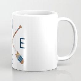 Oar Compass Coffee Mug