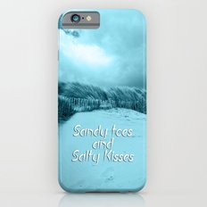 Sand and Kisses iPhone 6s Slim Case
