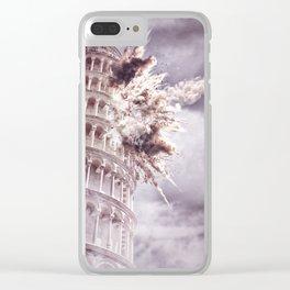 Pisa Clear iPhone Case