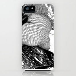asc 535 - Le démon de midi (Antidote to melancholy) iPhone Case