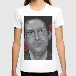 Edward Snowden T-shirt