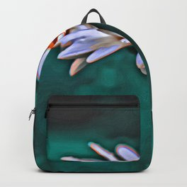 Painted Daisey Backpack