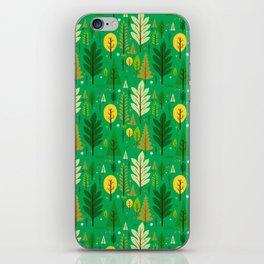 june bloom iPhone Skin