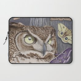 Keepers of Forbidden Knowledge Laptop Sleeve