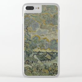 Reminiscence of Brabant Clear iPhone Case