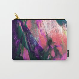 Mermaid Paint Mixing Carry-All Pouch