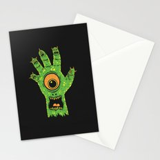 Finger Monsters Stationery Cards