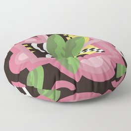 Just Leafy  Floor Pillow