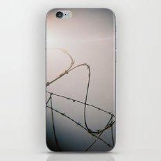 Razor Wire iPhone & iPod Skin