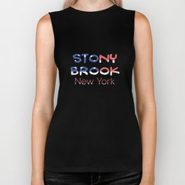 Stony Brook New York Biker Tank