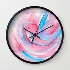 Improvisation 16 Wall Clock