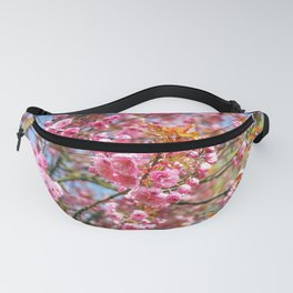Cherry Blossom in Spring Fanny Pack