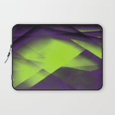 Purple Color Package Laptop Sleeve