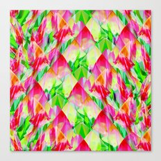 Tulip Fields #119 Canvas Print
