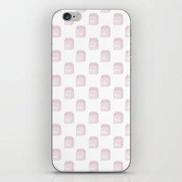 cute milk cartons iPhone Skin