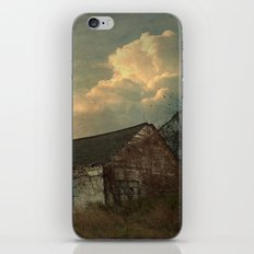 The Old Shed iPhone & iPod Skin