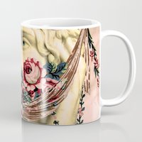 swag Mugs featuring SWAG by Julia Lillard Art