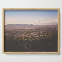 Mulholland Drive Serving Tray