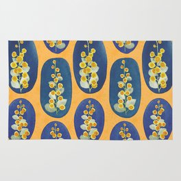 Highway Blossoms Rug