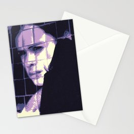 """""""He had pictures of you. He was obsessed."""" Stationery Cards"""