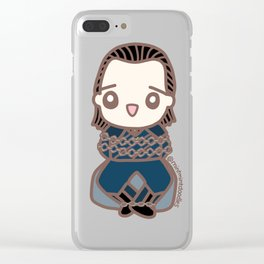 Surprise! Clear iPhone Case