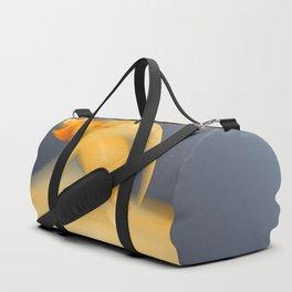 Bone plastic Duffle Bag