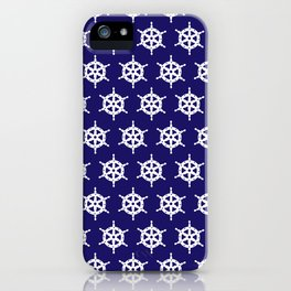 Batten down the hatches iPhone Case