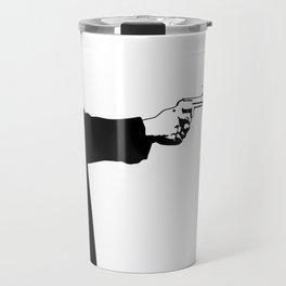 Kittapa Series - White Travel Mug