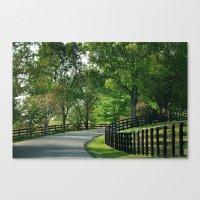 kentucky Canvas Prints featuring Kentucky by Lynn Photography