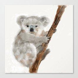 Katie Koala Canvas Print