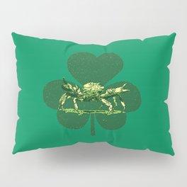 A Pinch o' Green Pillow Sham
