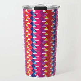 Shapes 006 Travel Mug