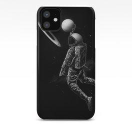 Saturn Dunk iPhone Case