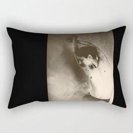The dream of freedom Rectangular Pillow