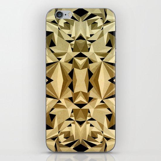 ABSTRACTION ARTDECO iPhone & iPod Skin