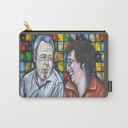 Archie & Edith Bunker  Carry-All Pouch