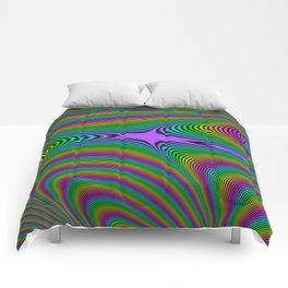 Fractal Spectrum Comforters