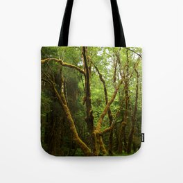 A Moos Laden Tree Tote Bag