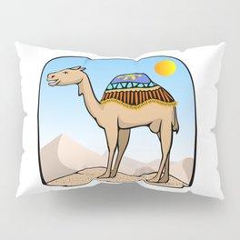 Exalted Camel Pillow Sham