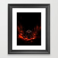 Demon Knight Framed Art Print