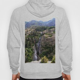 Driving the Spectacular, but Perilous Uncompahgre Gorge, No. 4 of 6 Hoody