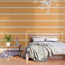 """ Orange days "" Wallpaper"