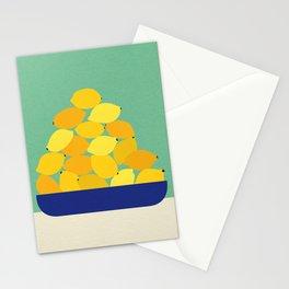 Sicily Lemons Stationery Cards