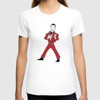 eddie vedder T-shirts featuring Eddie by Gargantiahoon