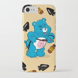 Dirty Bear iPhone Case