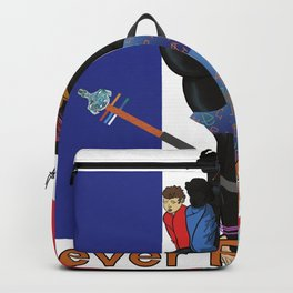 Never Forget France Colonization by: Matthew J Powell Backpack